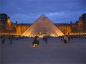 Louvren Paris